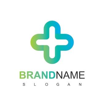 Inspiration für das design des gesundheits-logos
