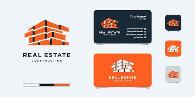 Inspiration für das design von immobilienlogos