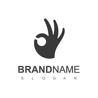 Inspiration für das logodesign von good hand