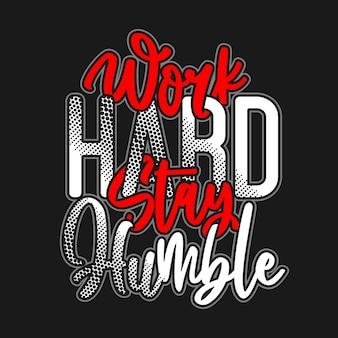 Inspirierende motivierende zitat-typografie