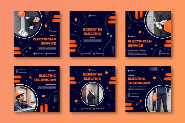 Instagram-beiträge von elektrikern