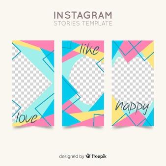 Instagram geschichtenvorlage