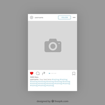 Instagram-template-design