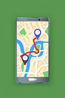 Intelligente navigation