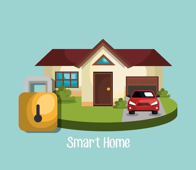 Intelligentes zuhause