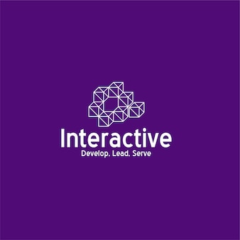 Interaktives logo