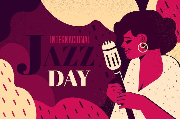 Internationa jazz day event thema