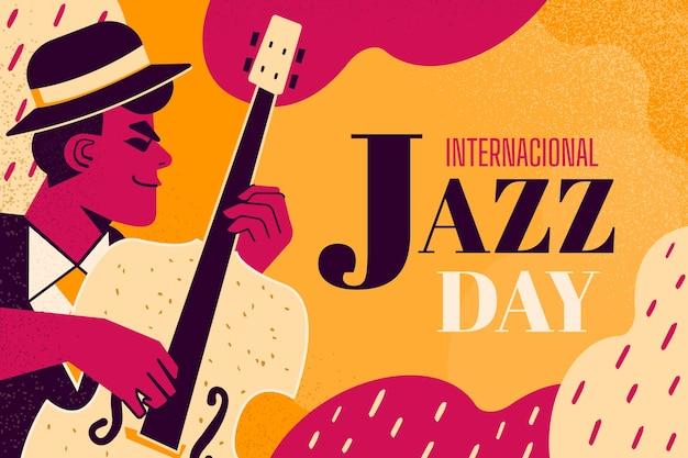 Internationa jazz day feier