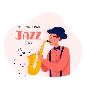 Internationa jazz day veranstaltung