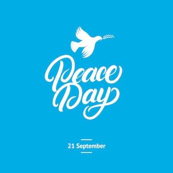 Internationaler friedenstag