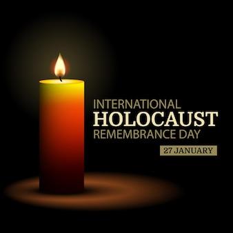 Internationaler holocaust-gedenktag