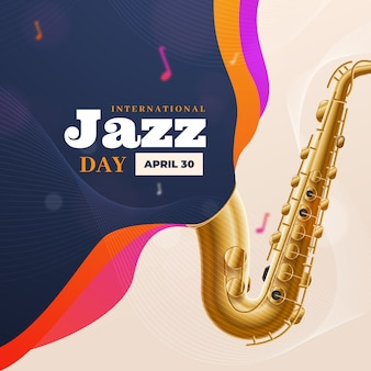 Internationaler jazz tag