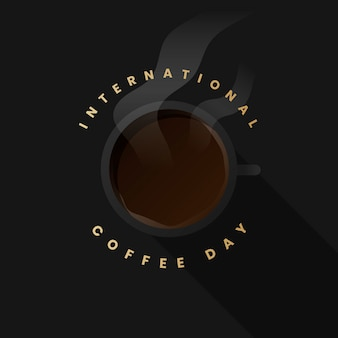 Internationaler kaffeetag