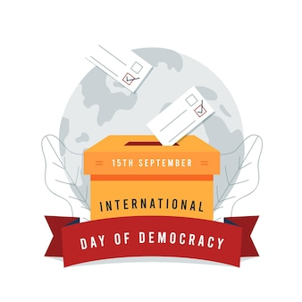 Internationaler tag der demokratie