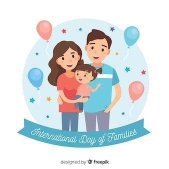 Internationaler tag der familien