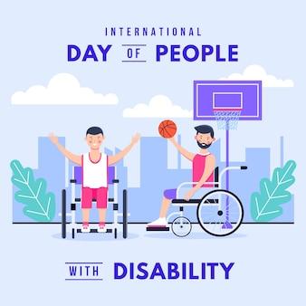 Internationaler tag der menschen mit behinderungen