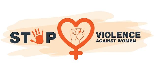 Internationaler tag zur beseitigung von gewalt gegen frauen stoppt gewalt gegen frauen