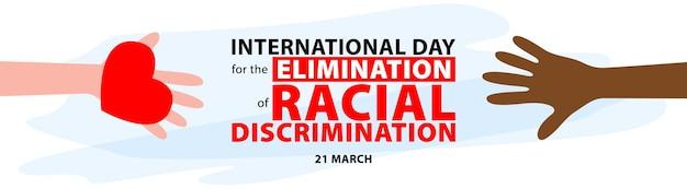 Internationaler tag zur beseitigung von rassendiskriminierung
