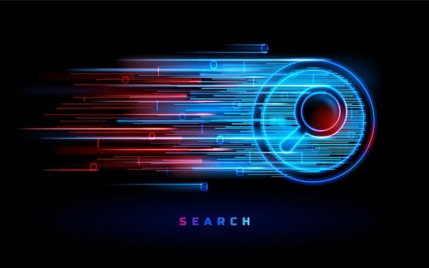 Internet-suchmaschinentechnologie