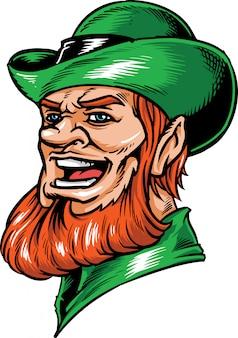 Irischer mann