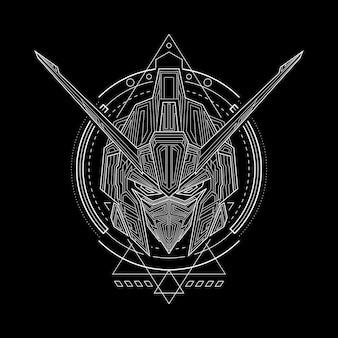Iron warrior geometry style