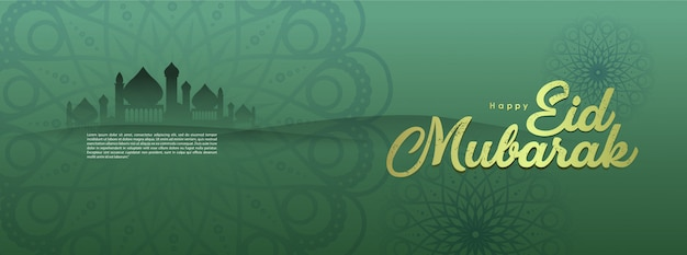 Islamische grüße ramadan kareem design mit illustrationen