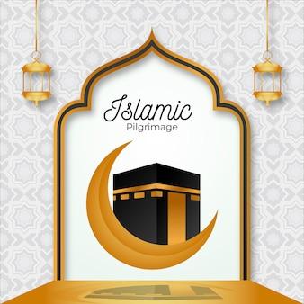 Islamische pilgerfahrt