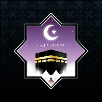 Islamisches pilgerkonzept