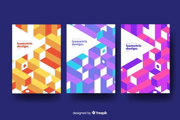 Isometrische cover-sammlung