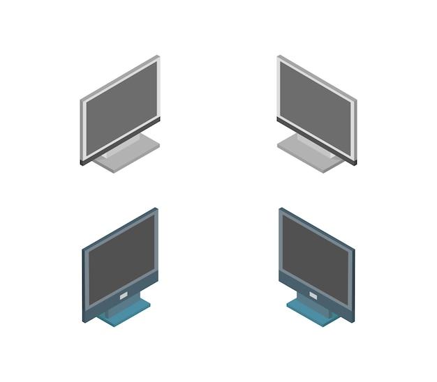 Isometrische fernsehsammlung