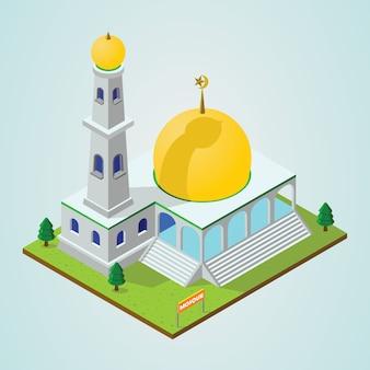 Isometrische moschee