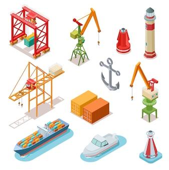 Isometrische schiffe