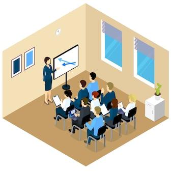 Isometrische trainingszusammensetzung