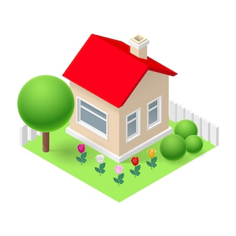 Isometrisches zuhause