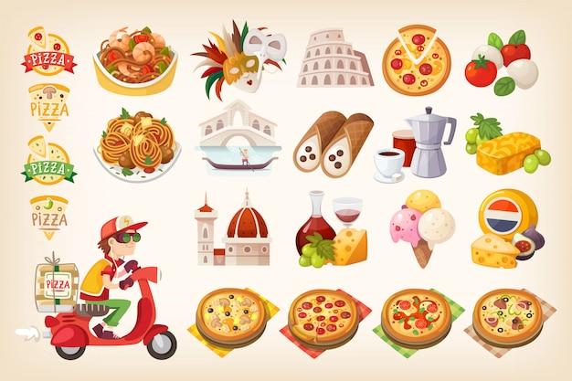 Italien essen