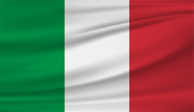 Italien nationalflagge