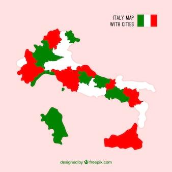 Italienische karte