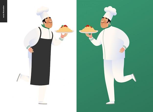 Italienische köche
