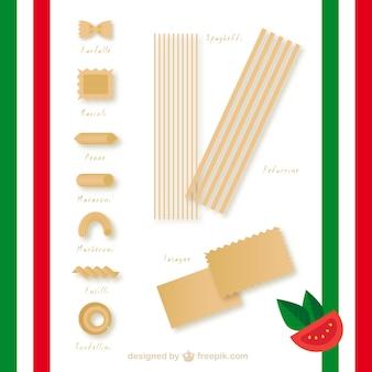 Italienische pasta