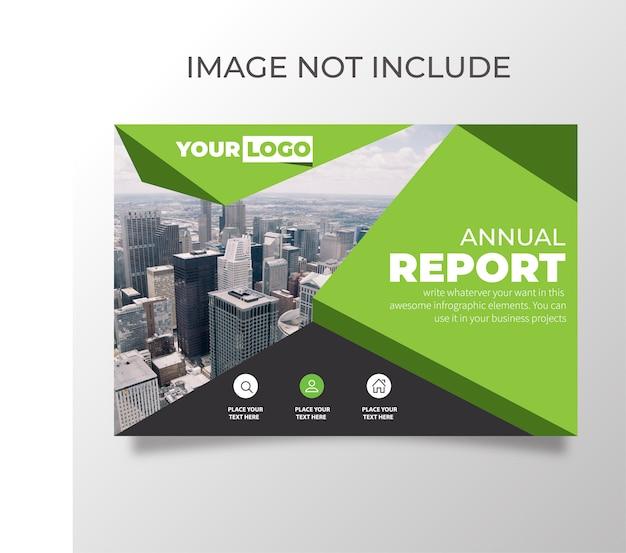 Jahresberichtvorlage