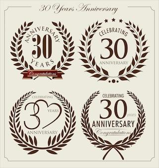 Jahrestag Hintergrund