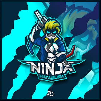Japan ninja police gaming esports