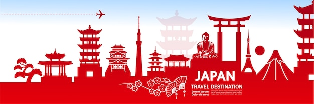 Japan reiseziel banner