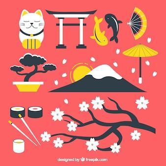 Japanische kultur elemente