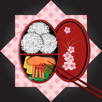 Japanisches essensset