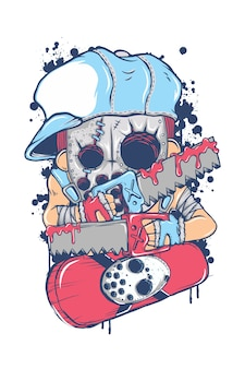 Jason skate