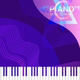 Jazz festival live-musik-konzert poster werbung banner