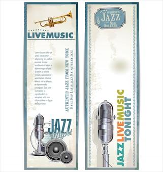 Jazz-hintergrund