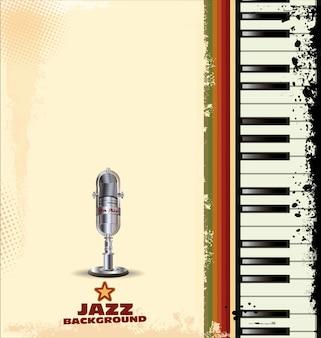 Jazz hintergrund