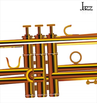 Jazz musik hintergrund